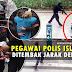 Rakaman Saat Anggota Polis Muslim Yang Ditembak Jarak Dekat (Video)