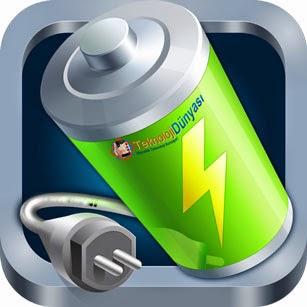 battery saver şarj çok çabuk bitiyor