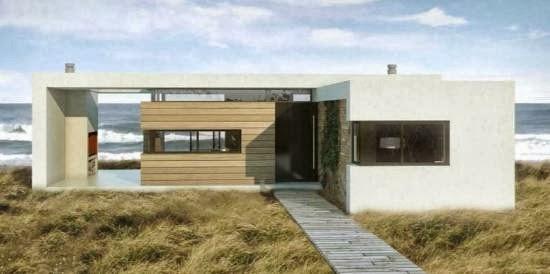 Tu casa modular prefabricada casa moderna de estilo for Casas prefabricadas minimalistas