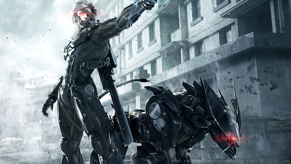 Metal Gear Rising Revengeance Repack Black Box Version