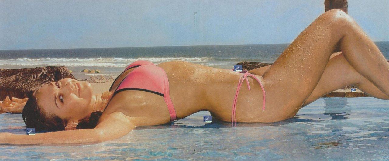 Aracely arambula bikini