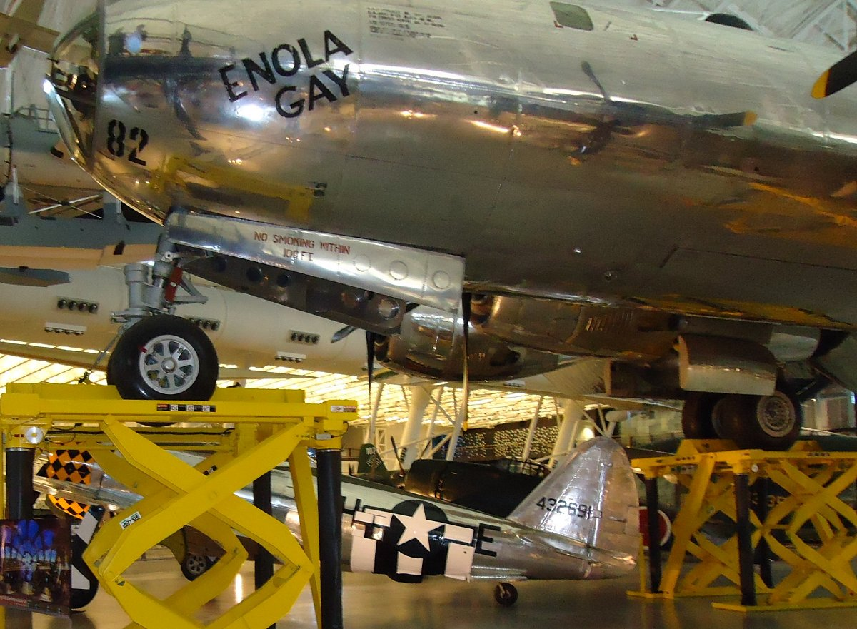 the meaning of the enola gay