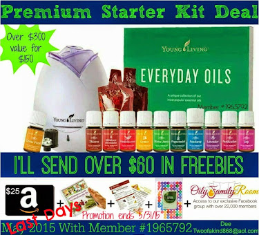 Young Living May Deal