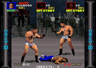 Pit Fighter captura Descargar Juegos de recuerdo portables mame megapost parte 3 MF gratis