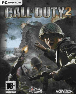 Call of Duty 2 PC Box