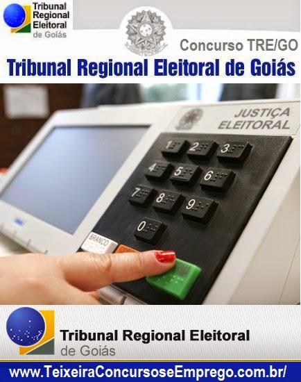 O TREGO abriu Concurso para Analista Judiciário e de Técnico Judiciário