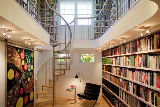 Fotos de escaleras como hacer una escalera caracol for Como hacer una escalera en caracol