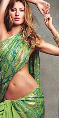 anna Kournikova_in_Saree