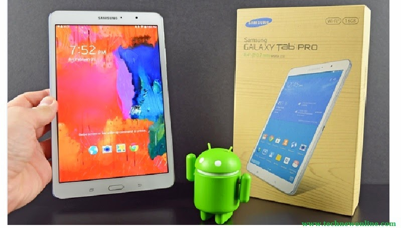 Samsung Galaxy Tab Pro 10.1 High Prices For Professional Users