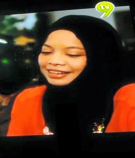 TQ Hijab Stailista TV9!
