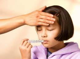 Tips Menangani Demam pada Anak
