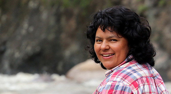 La ONU condena el brutal asesinato de la líder indígena Berta Cáceres