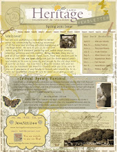 Heritage Farm Newsletter