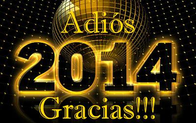 Adiós 2014 Bloghotpoint