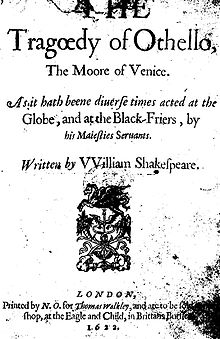 the themes of racism and sexism in william shakespeares othello and the moor of venice Othello, the moor of venice is a tragedy by william shakespeare, believed to have been written in 1603 it is based on the story un capitano moro (a moorish captain) by cinthio, a disciple of boccaccio, first published in 1565h othello, a moorish general in the venetian army his beloved wife, desdemona his loyal lieutenant, cassio and his trusted but ultimately unfaithful ensign, iago.