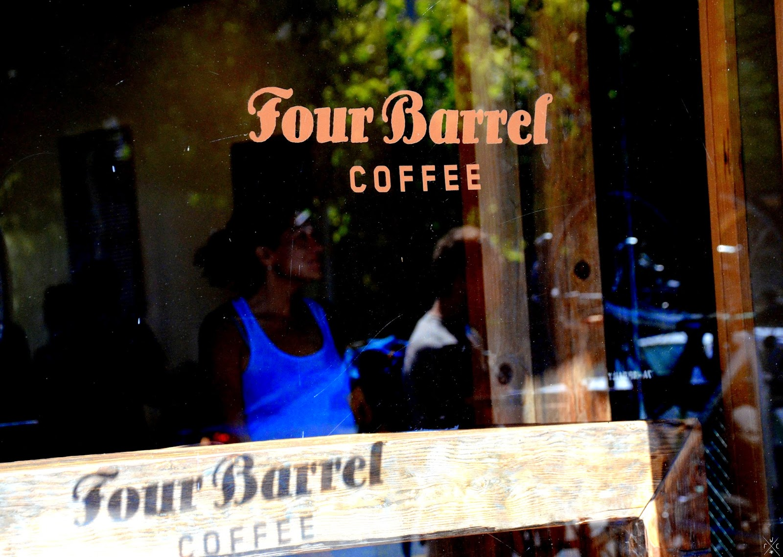 Four Barrel, Mission District, San Francisco, Californie, USA