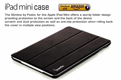 Apple iPad Mini case for mini ipad