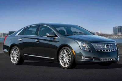 2013 Cadillac XTS Price