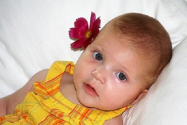 Une Photo bébé jolie