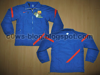 Official Football Jacket Tracktop Training
