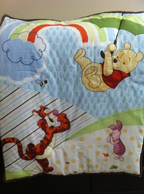 Inviting Winnie The Pooh Into Our Nursery
