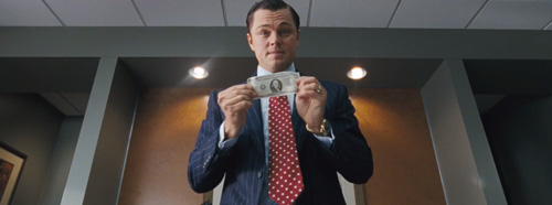 The Wolf of Wall Street Leonardo DiCaprio Image