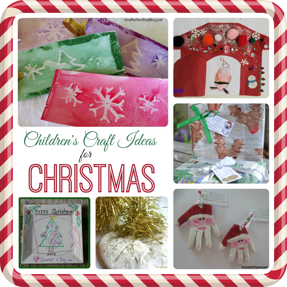 Over 25 Easy Christmas craft and present ideas for family  Mummy  Homemade Christmas Gifts For Grandparents From Toddler