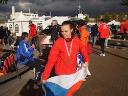 6. Amsterdam Marathon 18.10.2009 :-)