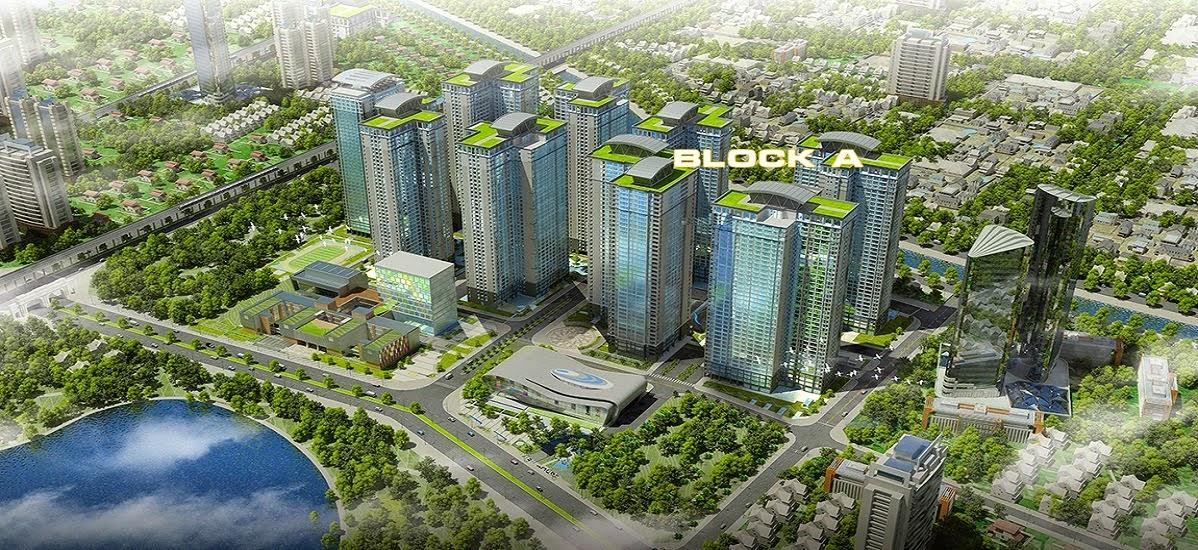 Mở bán dự án chung cư Goldmark City 136 Hồ Tùng Mậu
