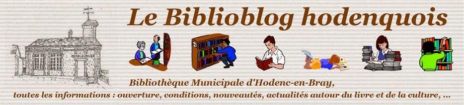 Le Biblioblog Hodenquois