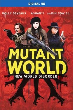 Capa Mundo Mutante Torrent Dublado