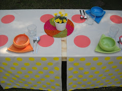 Caminos 'DOTS' XL, table runners 'DOTS' XL