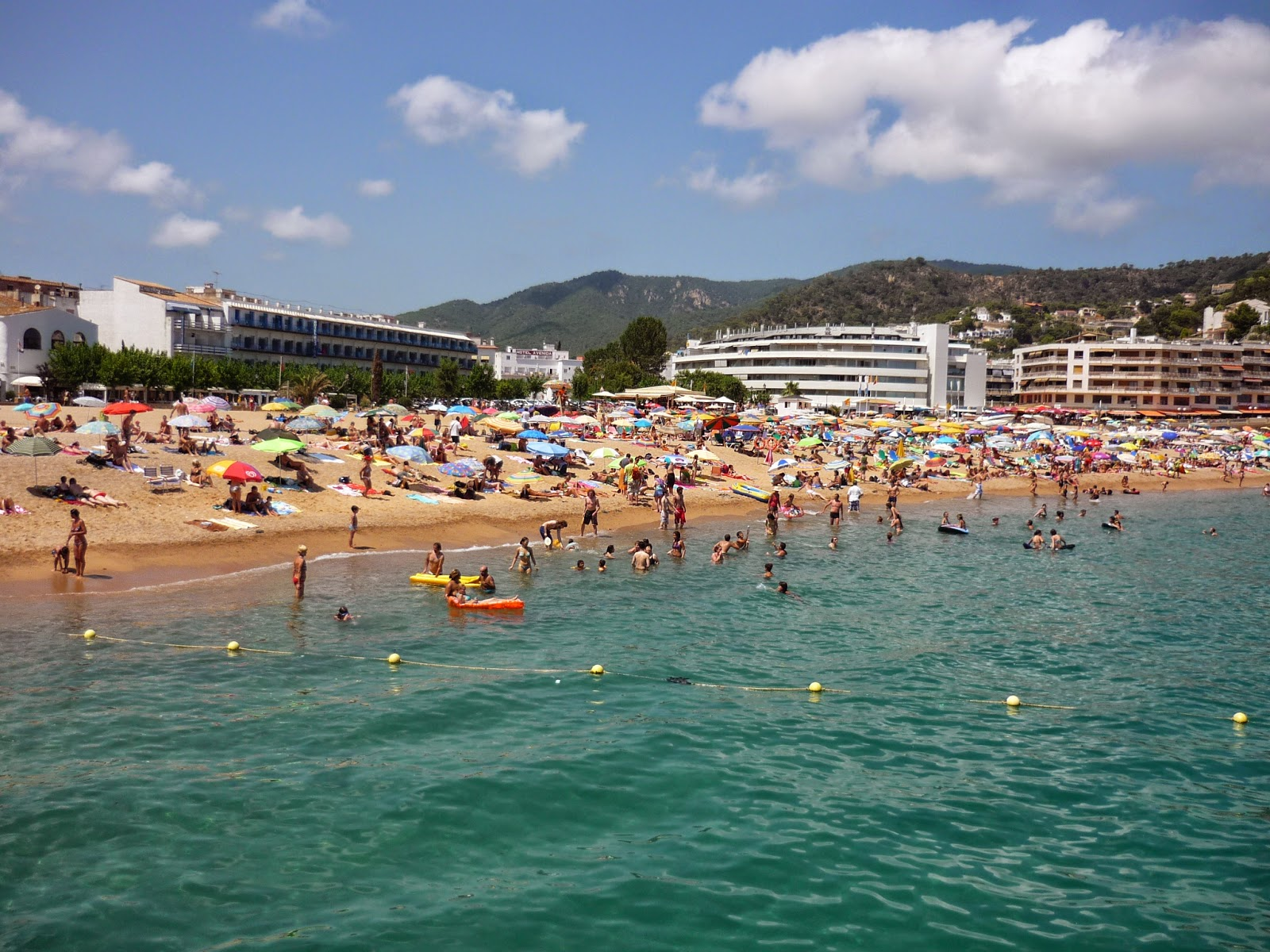 Working Abroad - Tossa De Mar - What to expect