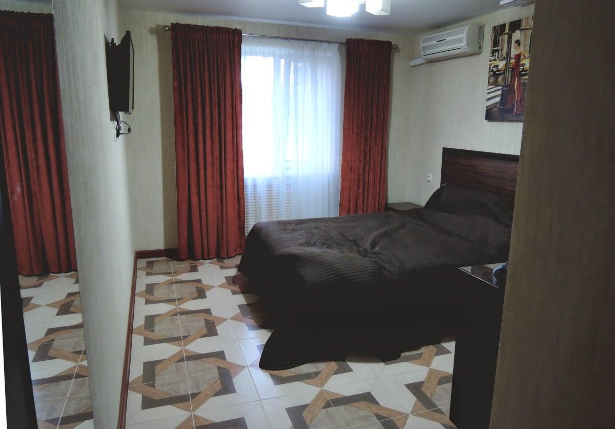 мотель под Армавиром