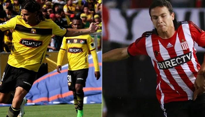 Estudiantes La Plata vs Barcelona en vivo