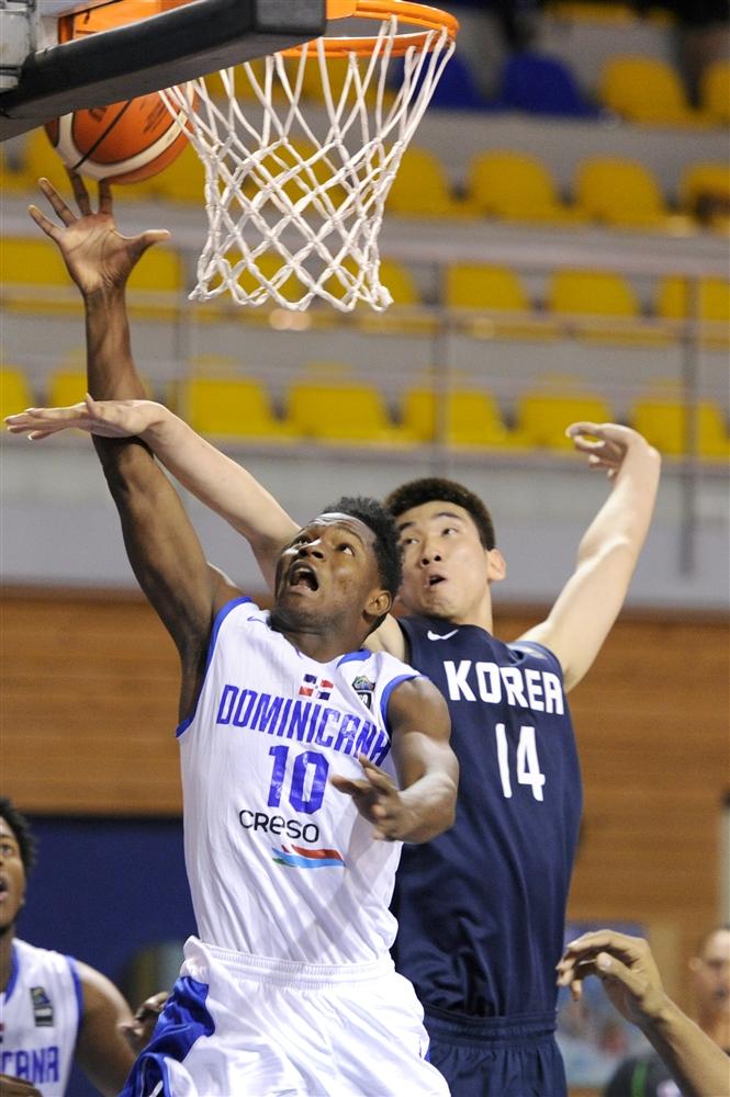 Resultado de imagen para Mundial FIBA republica dominicana