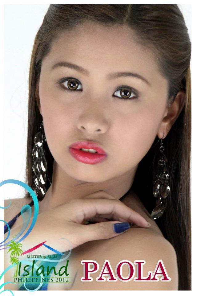 Miss Island Philippines 2012 Paola Mae Antonio