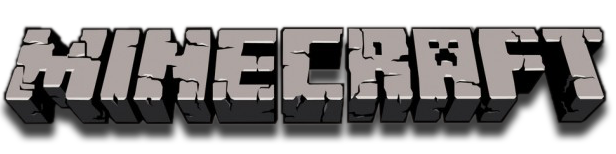 Minecraft Header Logo