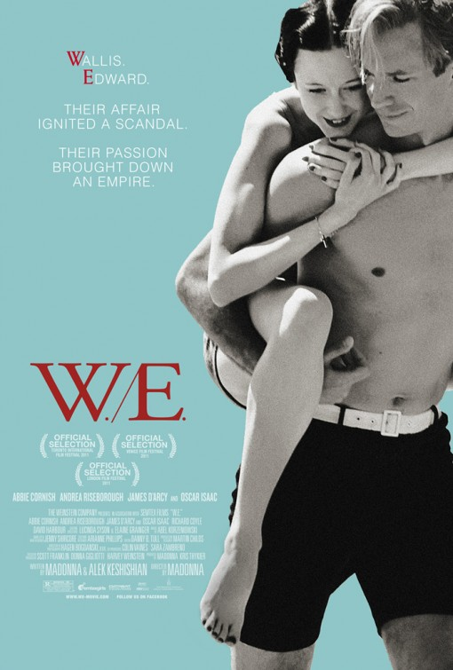 WE movie poster