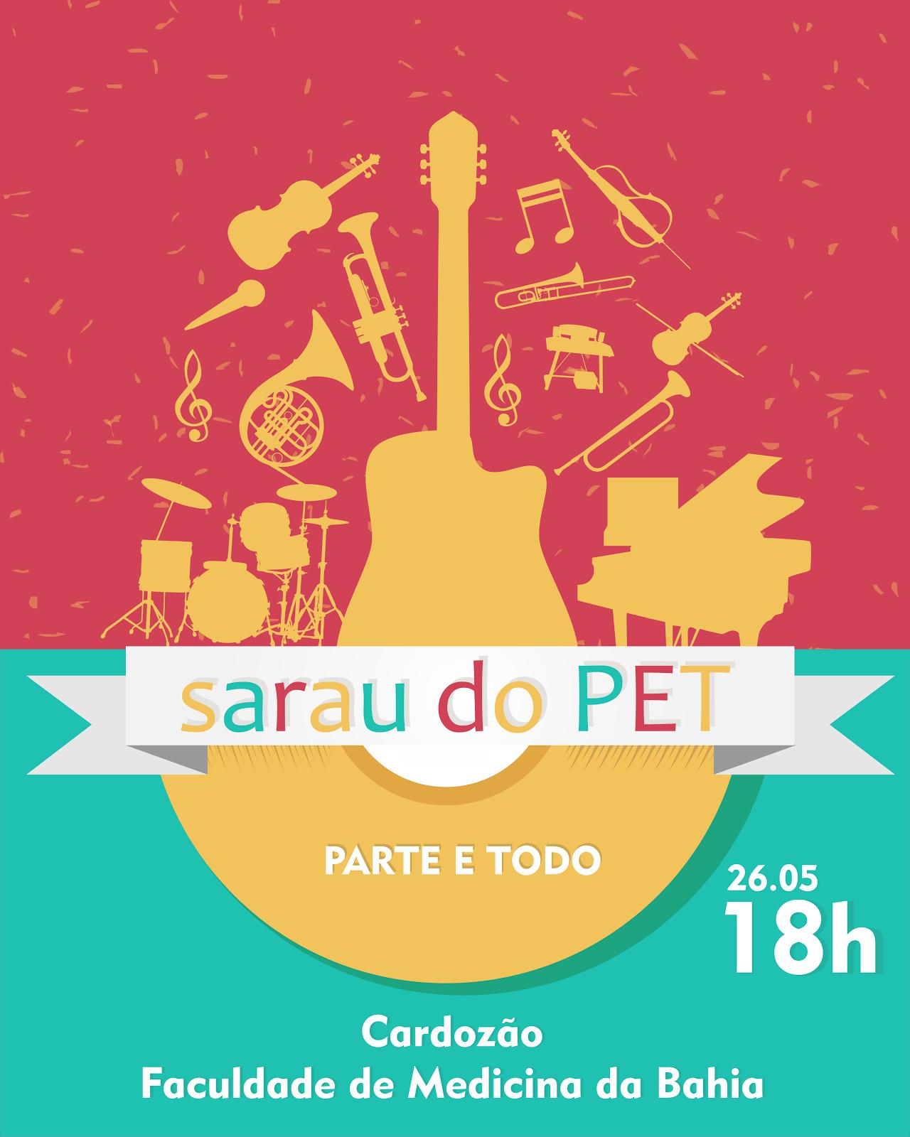 SARAU DO PET