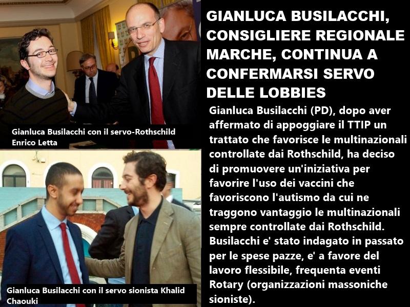 No a massoneria e nwo macerata gianluca busilacchi for Quanti senatori ci sono in italia