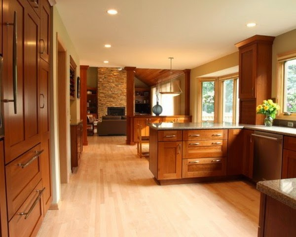 great look maple kitchen cabinets