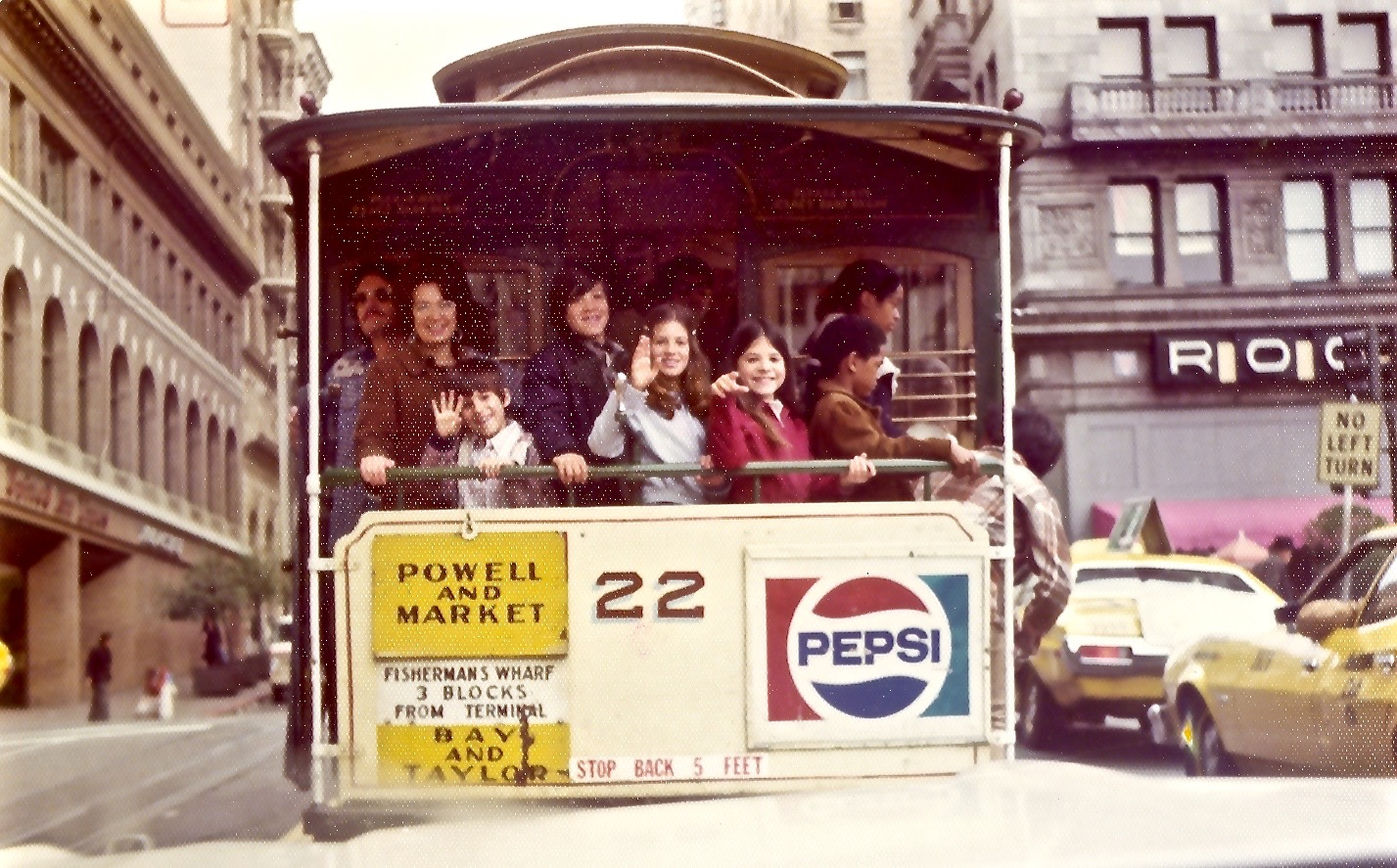 Cable Car 1975