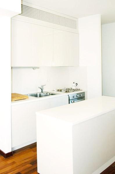 Offerte cucine: prezzi e arredamento della cucina.: Poco spazio ...