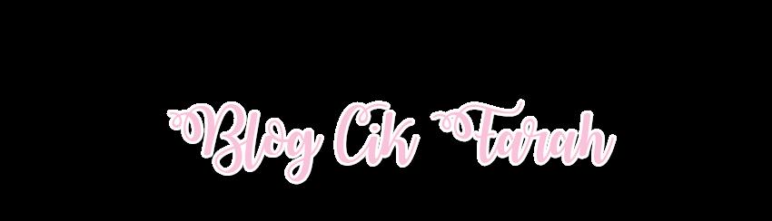 Blog Cik Farah