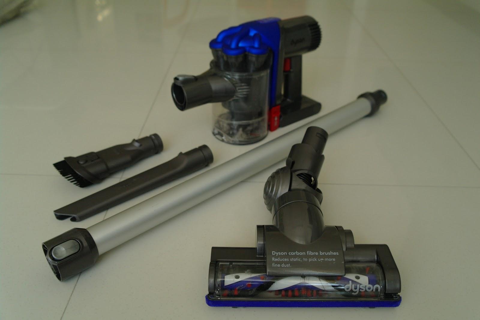 Dyson Dc35 Multi Floor Digital Slim Vacuum Cleaner