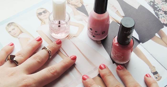 how to clean up nail polish around nails