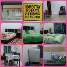 Homestay D'Usrati-Simpang Pulai, Ipoh Perak