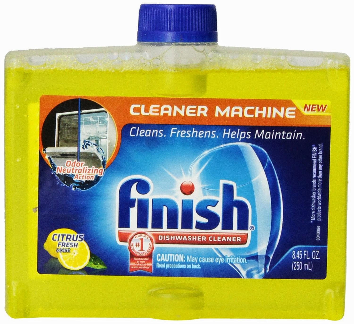 how to use finish powerball in dishwasher