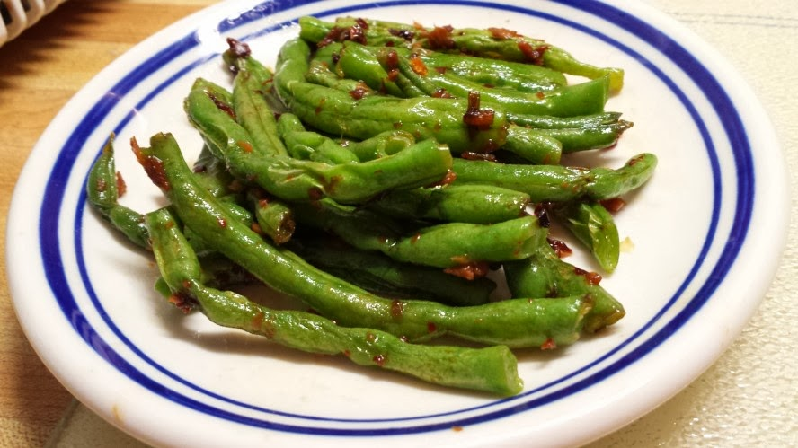 how to cook fresh green beans in microwave